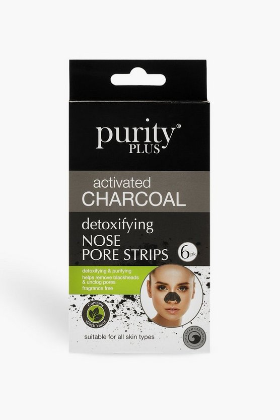 Purity Plus Charcoal Pore Strips