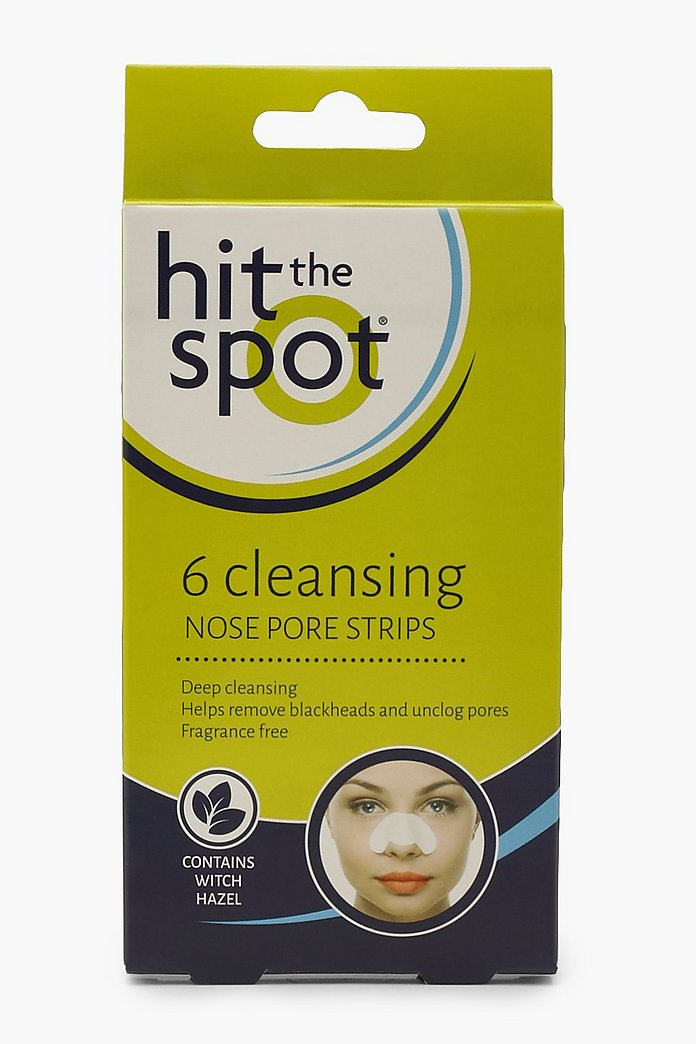 Hit The Spot Nose Strips x 6 | Boohoo UK
