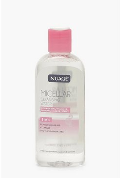 Womens Pink Nauge Single Makeup Remover