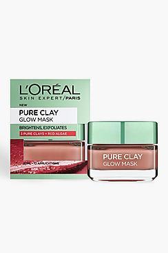 L'Oreal Pure Clay Face Mask 50ml