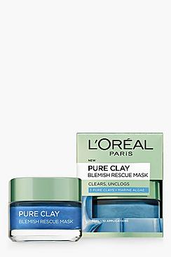 L'Oreal Pure Clay Blemish Rescue Face Mask