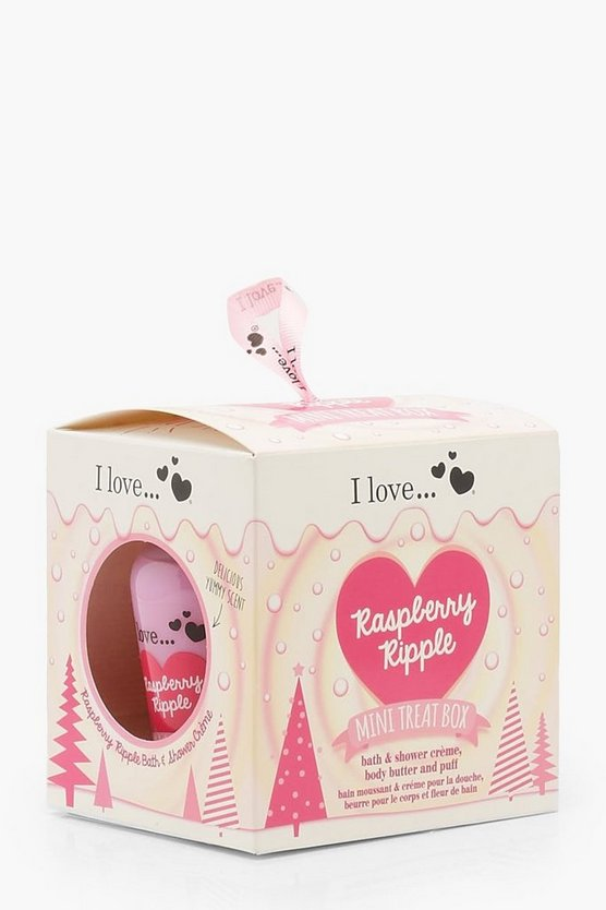 Mini Treat Rasberry Ripple Box