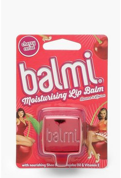 Womens Pink Balmi Cherry Lip Balm