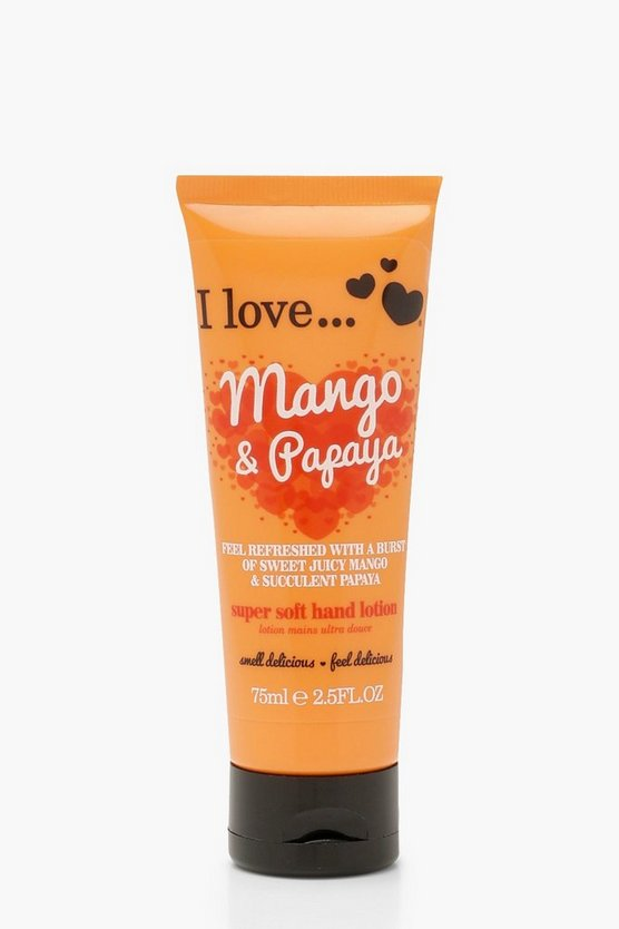 Mango & Papaya Hand Lotion 75ml