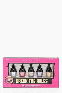 Paris Hilton Glitter & Glow Eyeshadow Kit