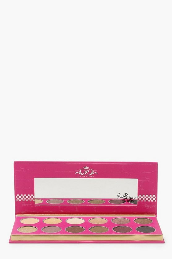 Womens Multi Paris Hilton Girl Boss Palette