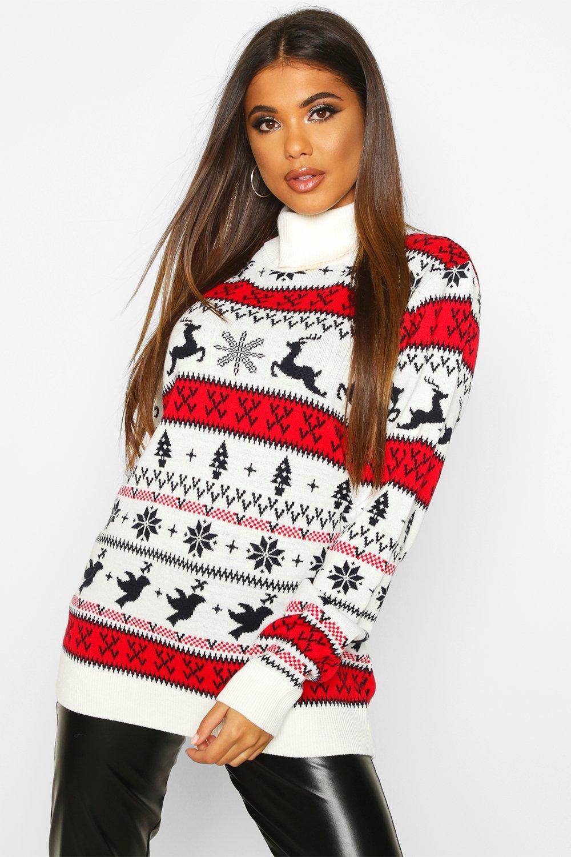 Fairisle Christmas Jumper