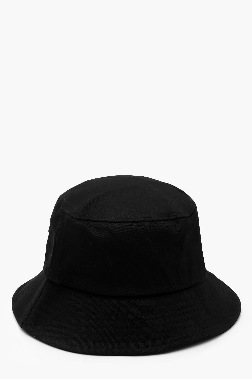 0563fee5 Womens Black Bucket Hat. Hover to zoom
