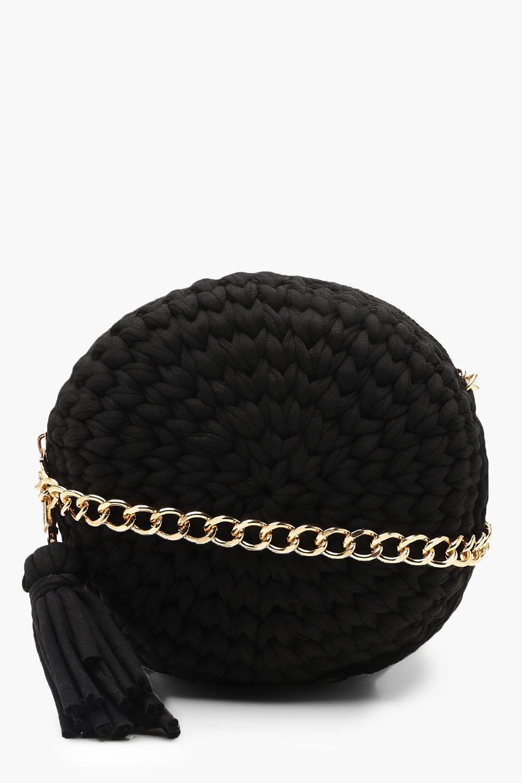 Handmade Woven Round Bag