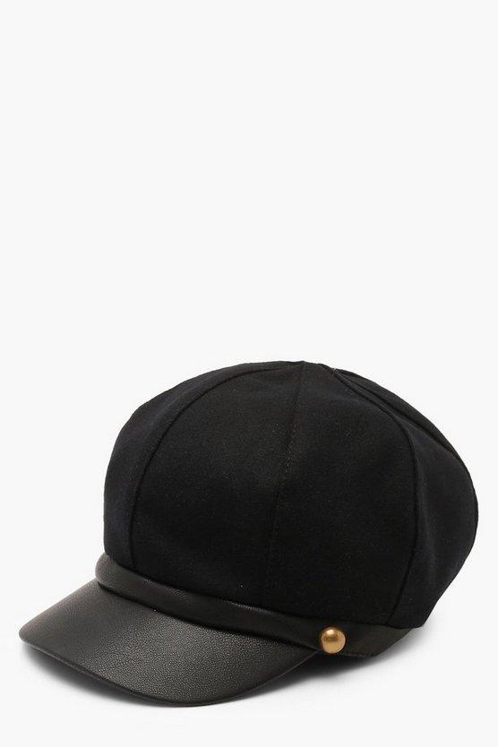Military Baker Boy Hat