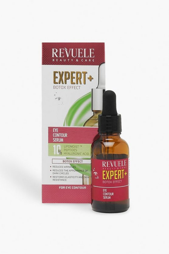 Womens Red Revuele Expert Botox Gel Filler