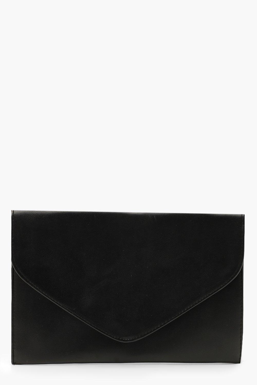PU Envelope Clutch