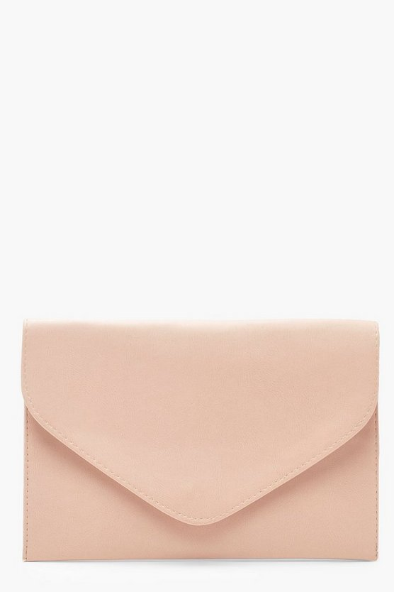PU Envelope Clutch