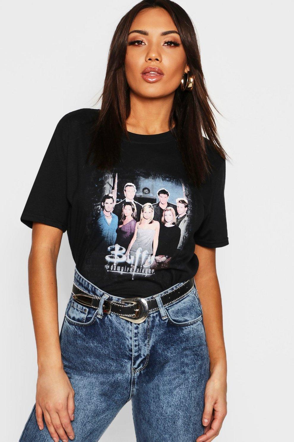 3720f880a85 Buffy Licensed T-Shirt