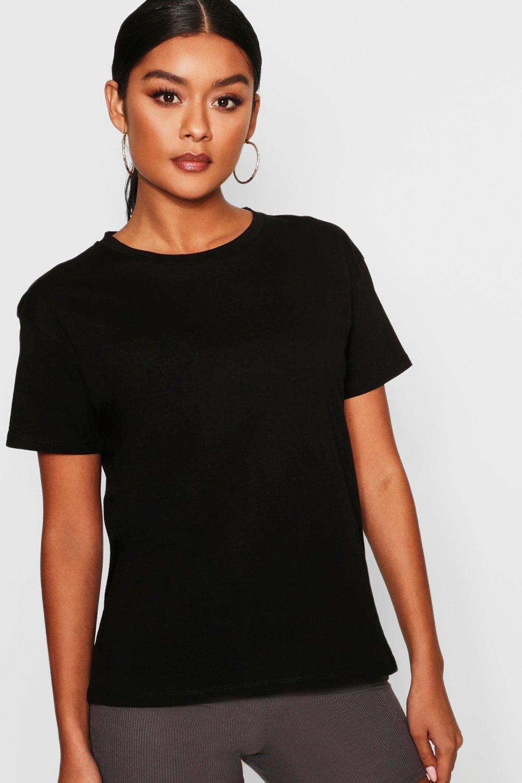 Slub Marl Oversized T-Shirt