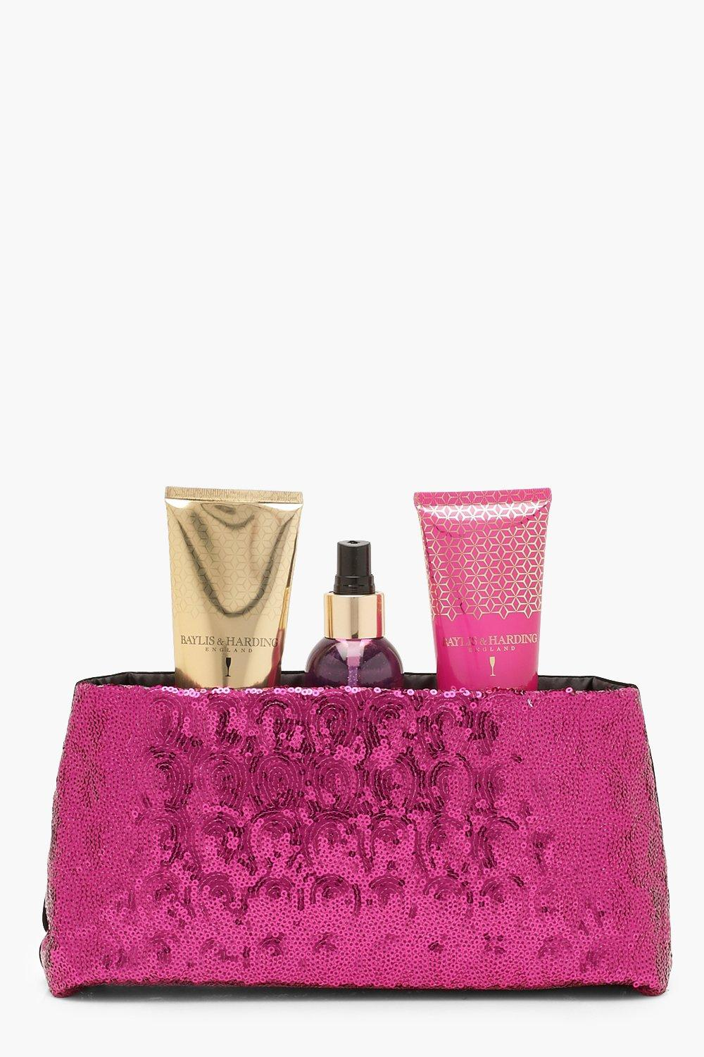 Baylis & Harding Prosecco Set With Clutch Bag