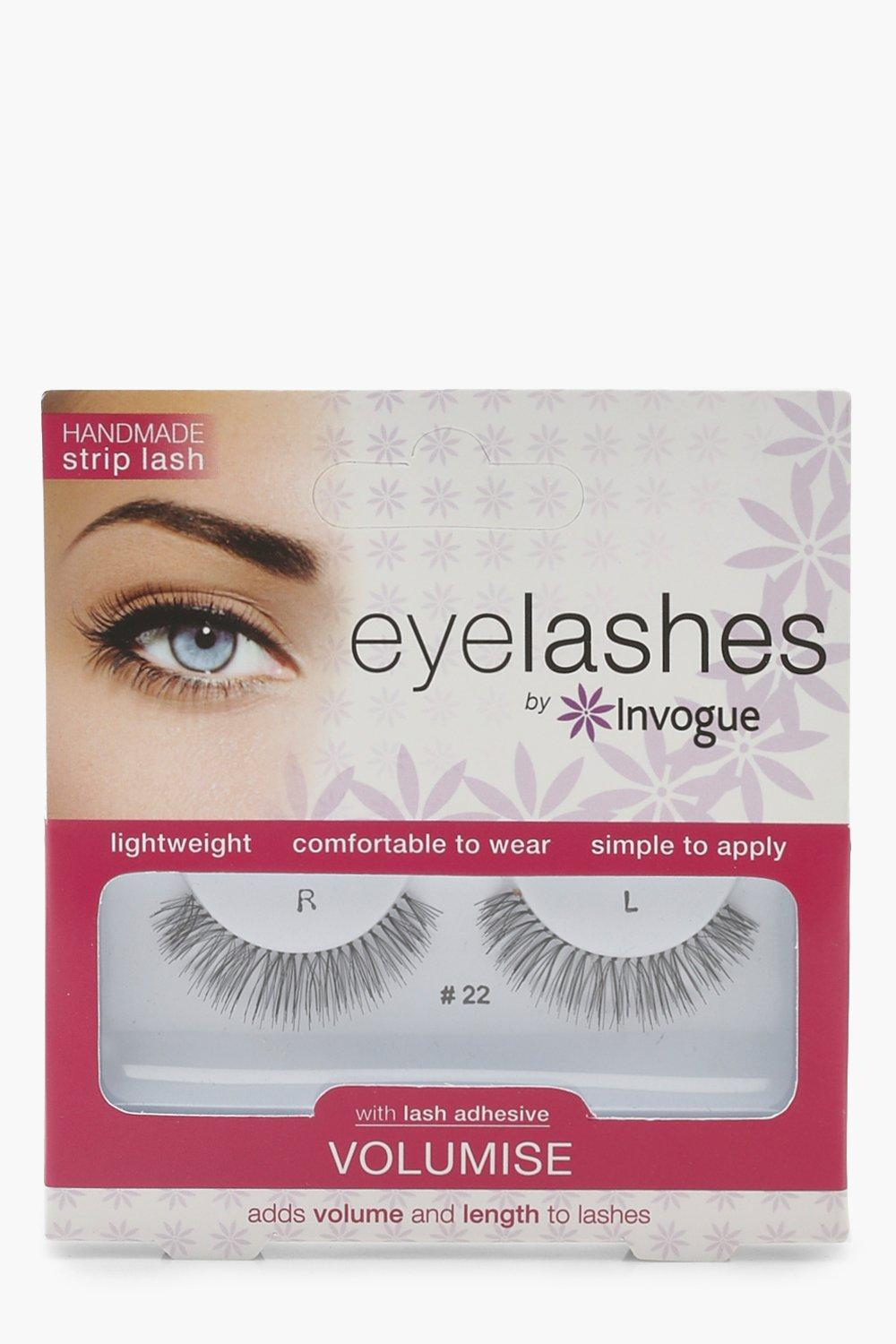 Black Invogue Volumise Lashes #22
