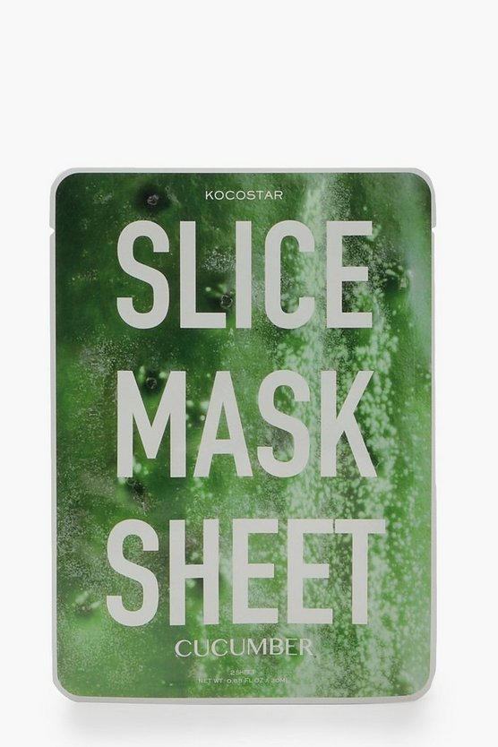 Green Cucumber Super Hydration Face Mask