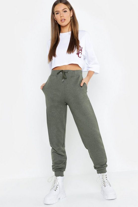 Basic Marl Sweat Joggers
