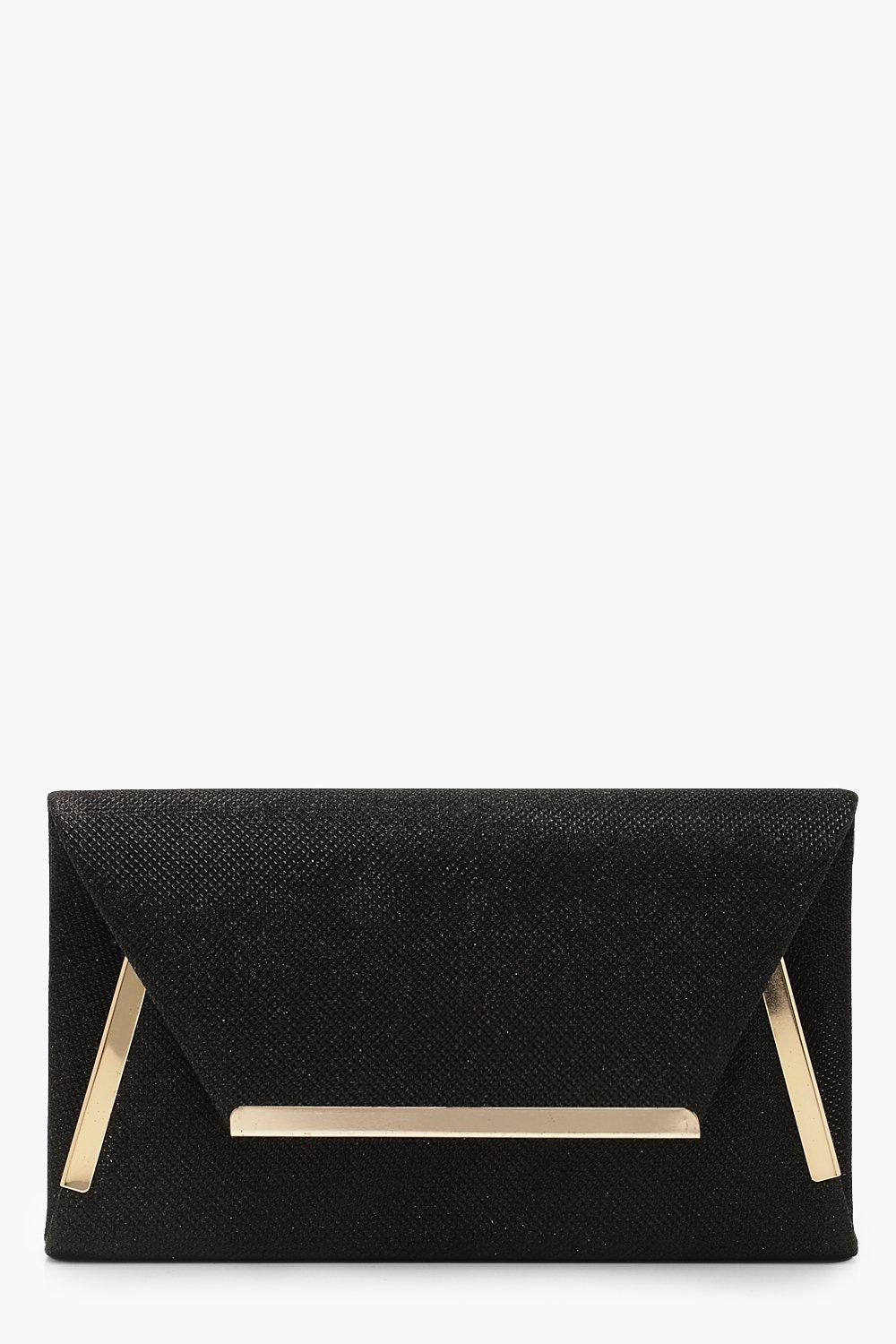 Structured Bar & Piping Envelope Clutch