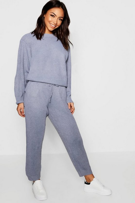 Chunky Knit Loungewear Set