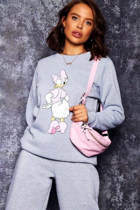 Disney Daisy Distressed Sweat