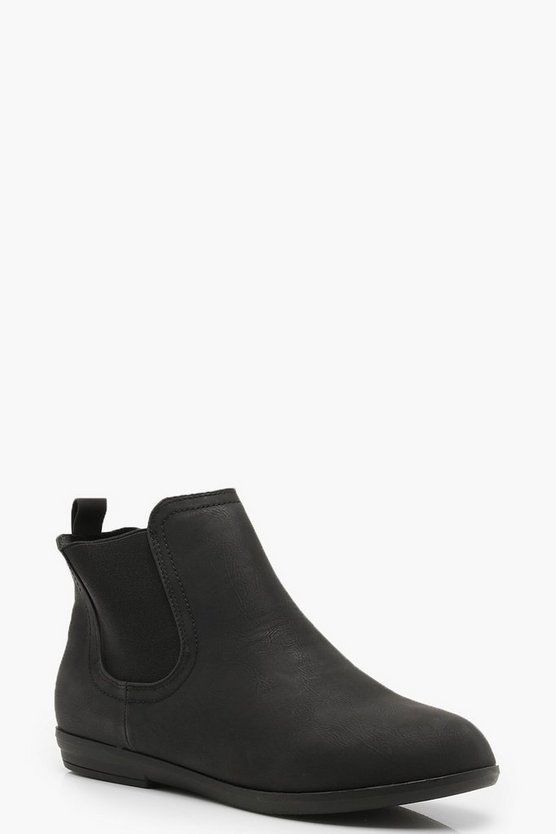 Basic Chelsea Boots