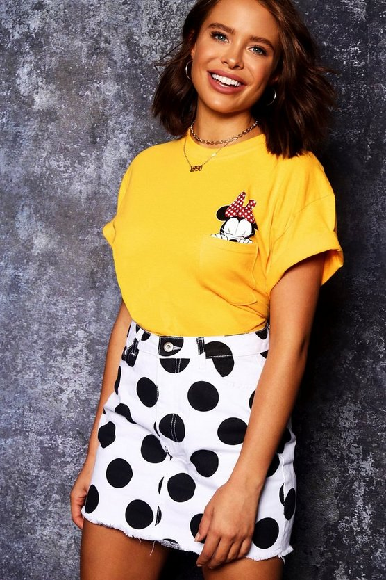 Disney Minnie Pocket Tee
