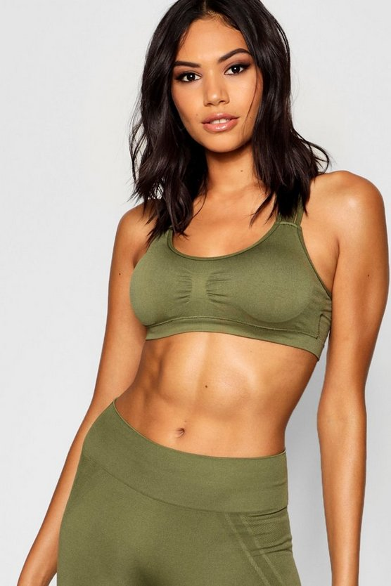 Fit Seamfree Yoga Bra