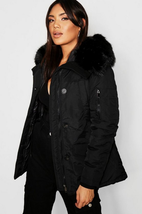 Boutique Technical Parka