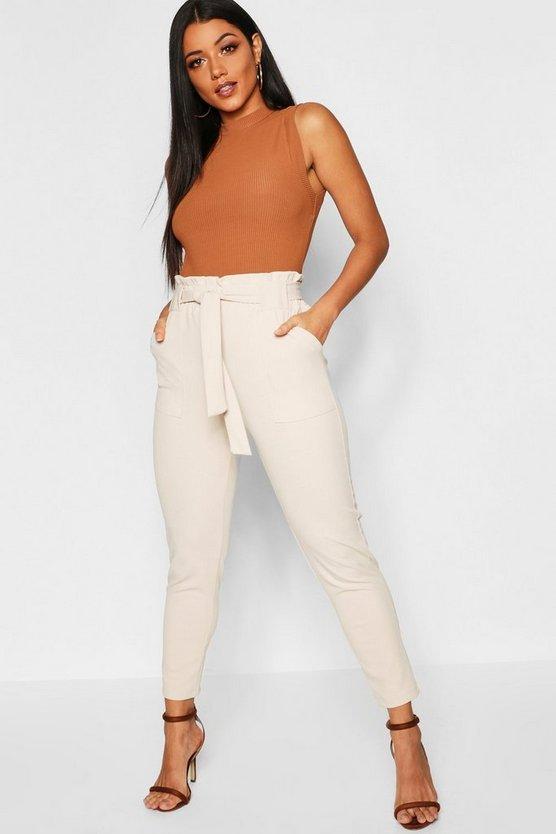 Paperbag Waist Trouser