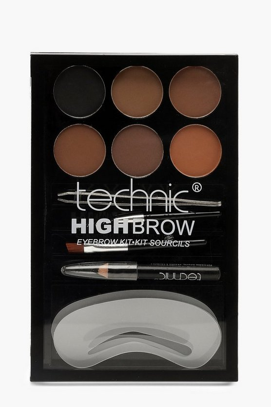 Black Technic High Brow Kit