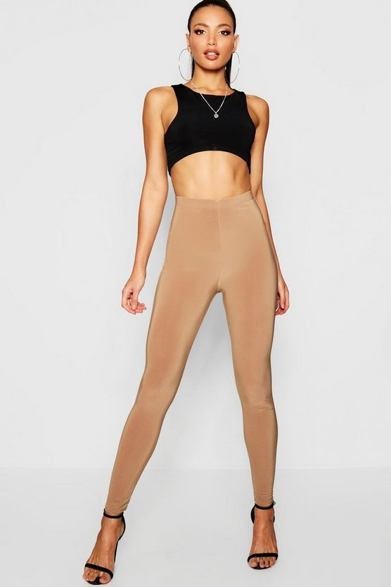 Double Layer Slinky Leggings