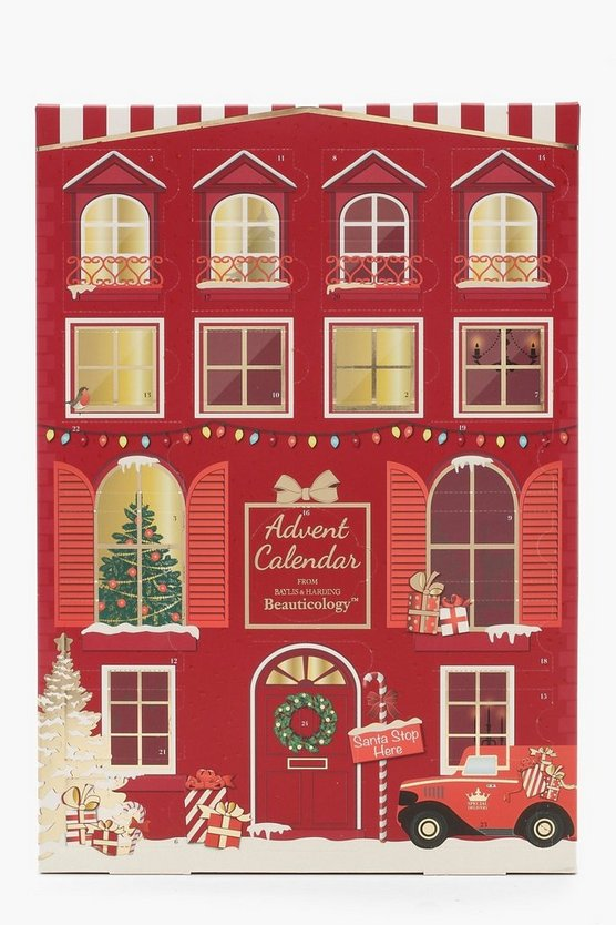 Womens Baylis & Harding Advent Calender