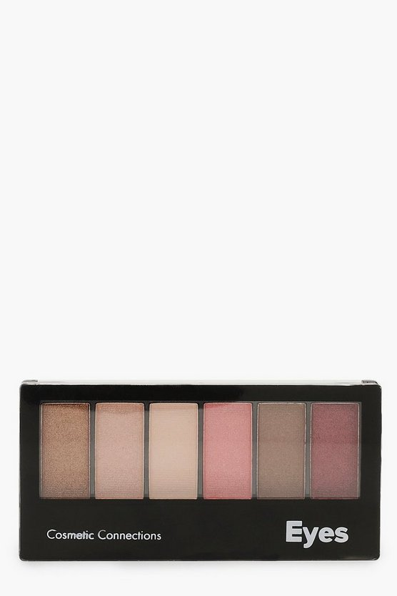 6 Shade Eye Shadow Palette