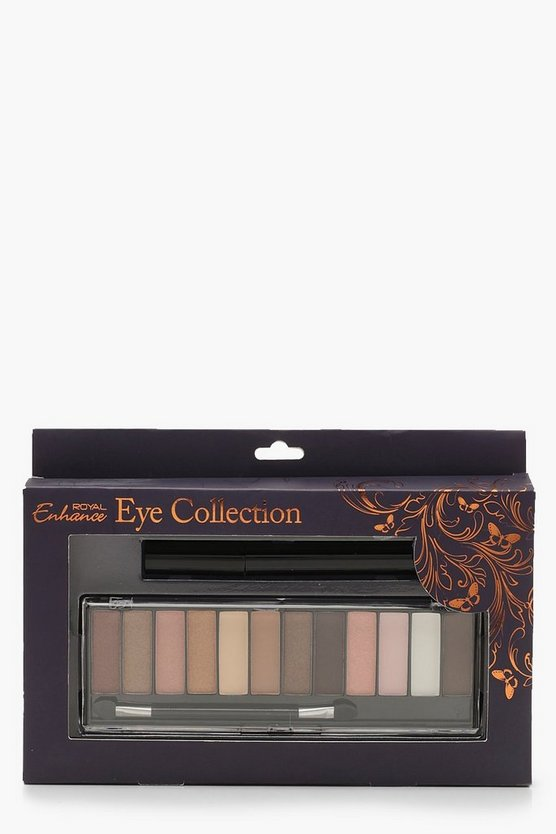 12 Shade Eyeshadow Palette