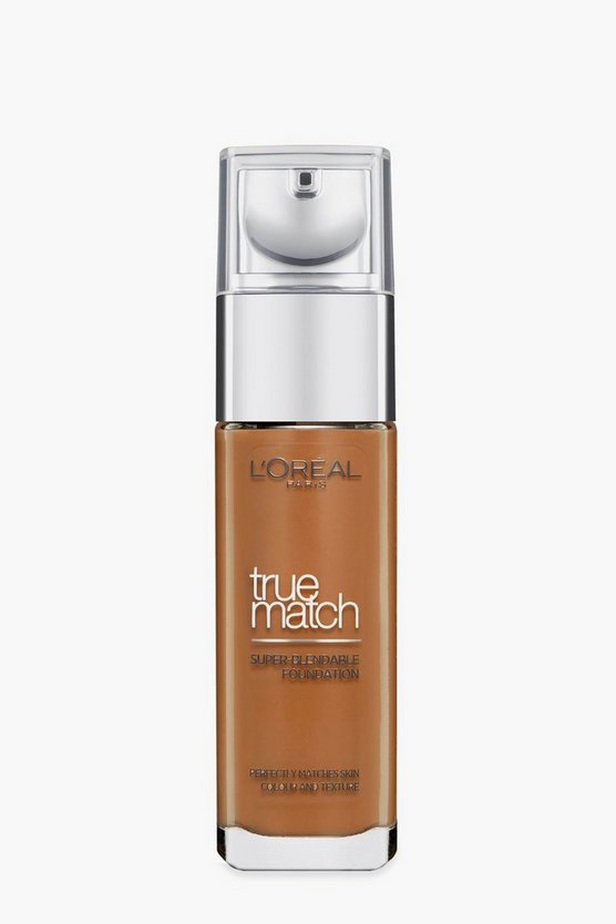 L'Oreal Paris True Match Foundation- Deep Golden