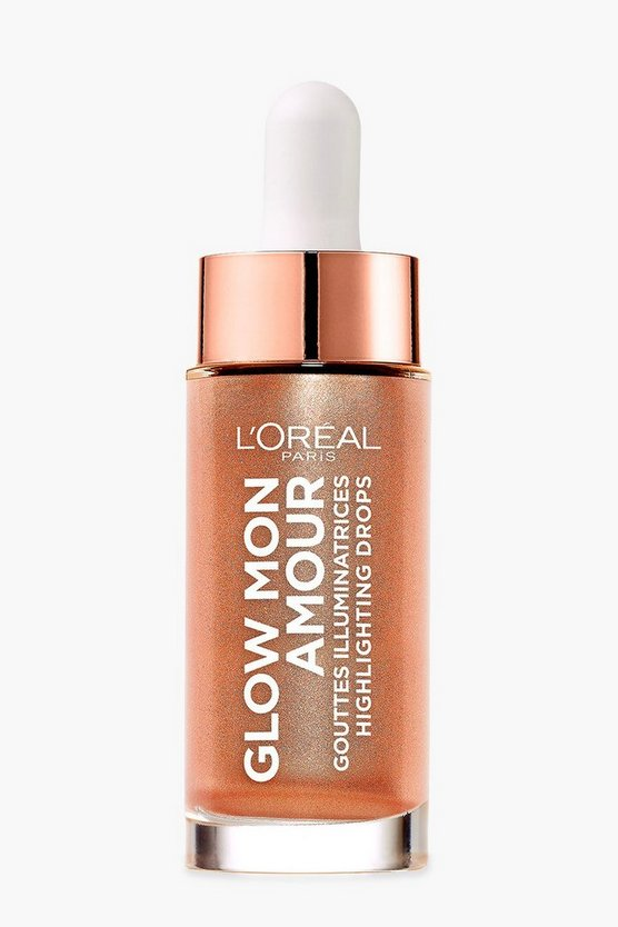 L'Oreal Glow Mon Amour Highlighting Drops- Bellini