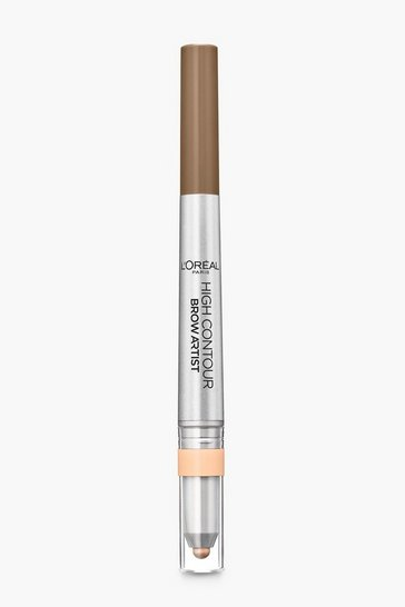 Womens Warm blonde L'Oreal Paris Micro Tattoo Brow Definer-103