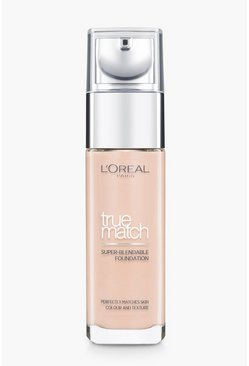 L'Oreal Paris True Match Rose Foundation- Rose Ivory, Elfenbeinfarben