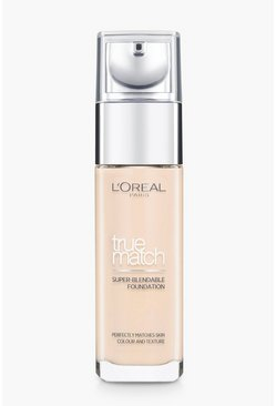 L'Oreal Paris True Match Foundation-Golden Ivory, Elfenbeinfarben
