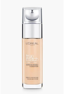 L'Oreal Paris True Match Foundation-Golden Beige