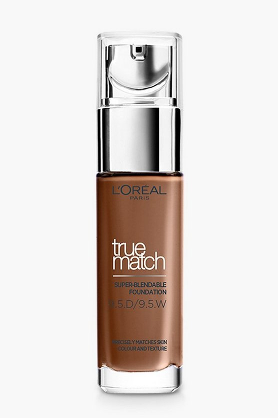Base de Maquillaje True Match de L'Oreal Paris - Toffee