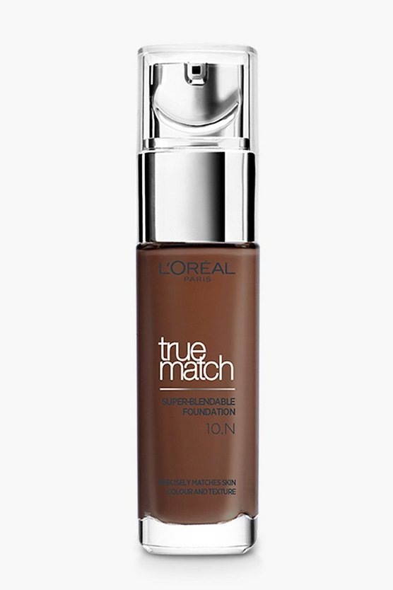L'Oreal Paris True Match Foundation Deep Warm