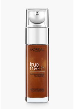 Fond de teint - Espresso L'Oréal Paris True Match, Marron, Femme