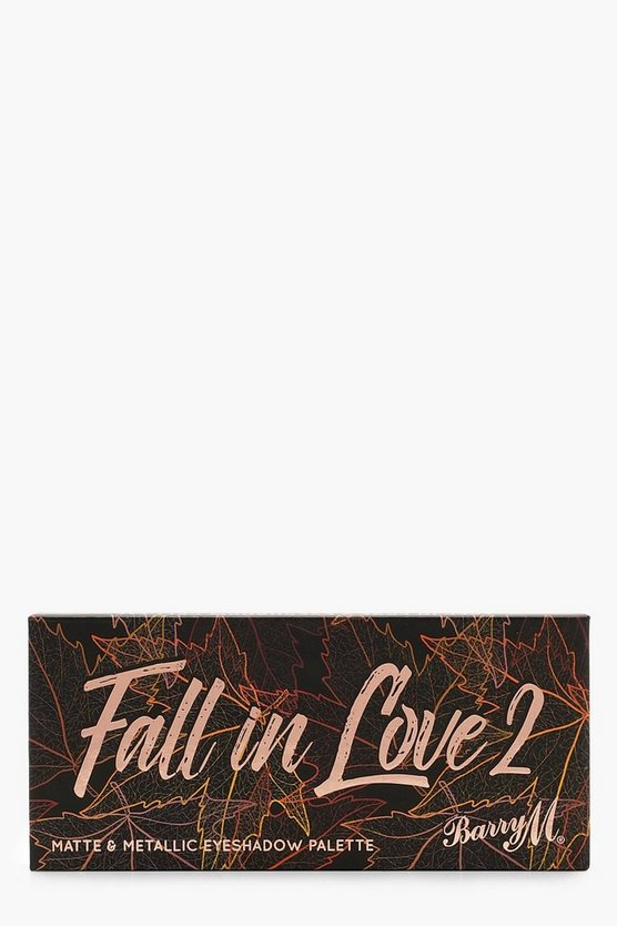 Barry M Fall In Love 2 Eyeshadow Palette
