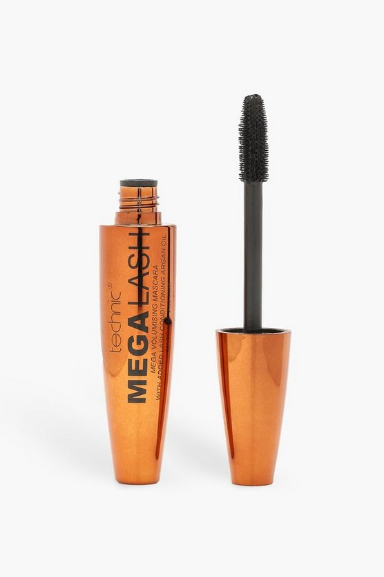 Womens Black Technic Argan Oil Mega Lash Mascara