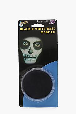 Halloween Black Face Make-Up