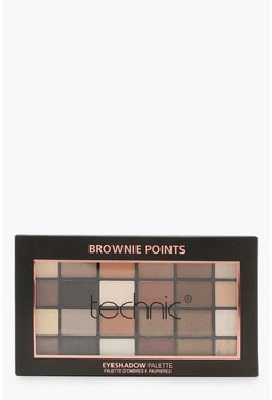 Technic 24 Shade Palette Eyeshadow, Bronze