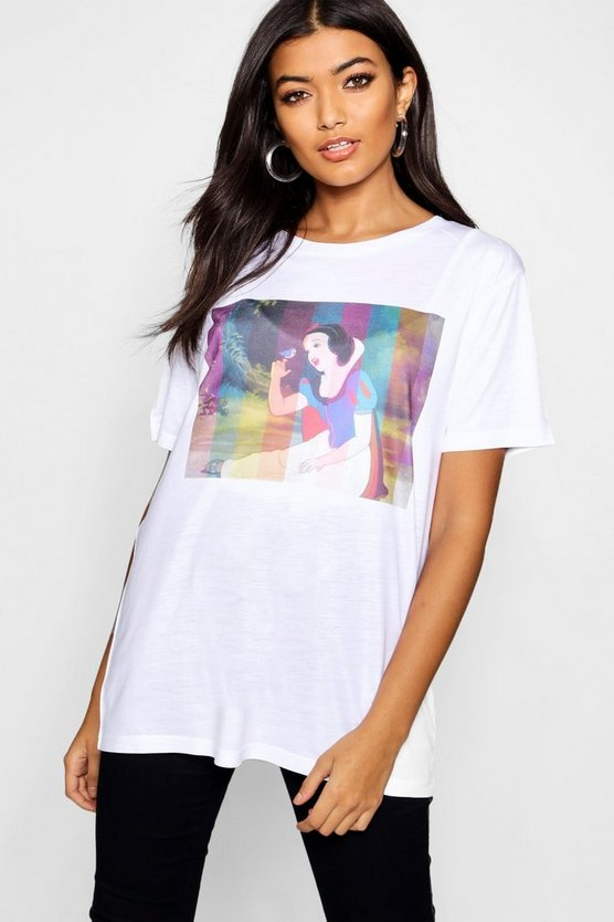 Camiseta de Princesa Blancanieves Disney